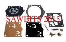 STIHL 064 066 MS650 MS660 WALBRO CARBURETTOR CARB KIT NEW K15-WJ K12-WJ